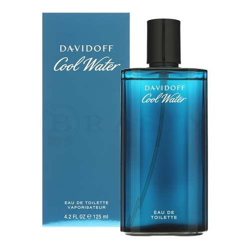 Davidoff Cool Water Man Eau de Toilette bărbați 125 ml