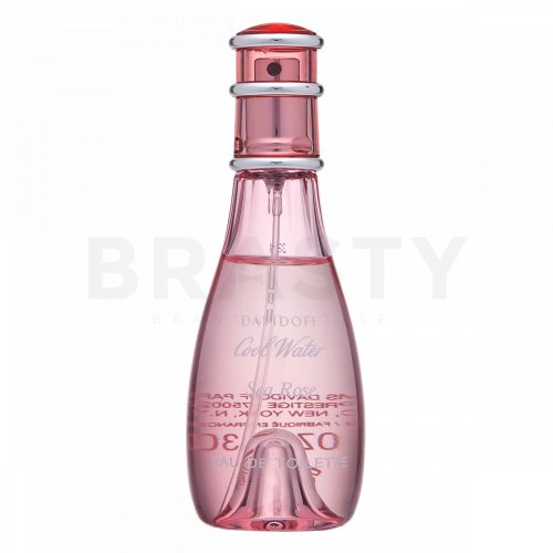 Davidoff Cool Water Woman Sea Rose Eau de Toilette für Damen 30 ml