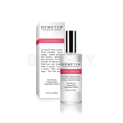 demeter fragrance library cherry blossom