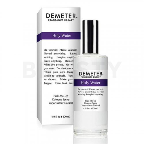 demeter fragrance library holy water