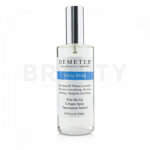 demeter fragrance library spring break