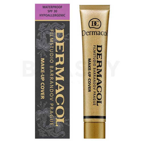Dermacol Cover 210 extrémně krycí make-up SPF 30 30 g