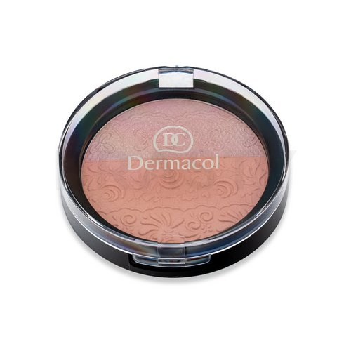 Dermacol Duo Blusher N. 03 Puderrouge 2in1 8,5 g