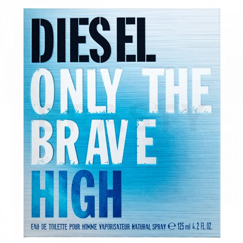 Diesel Only The Brave High Eau de Toilette für Herren 125 ml