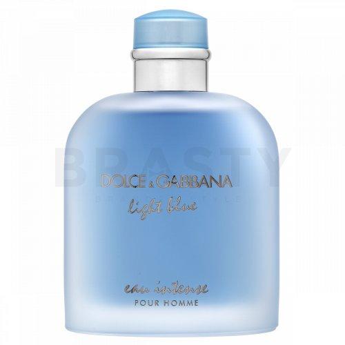 Dolce & Gabbana Light Blue Pour Homme Eau Intense Eau de Parfum für Herren 200 ml