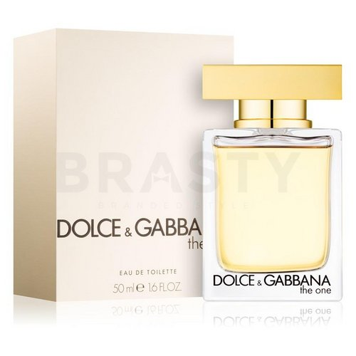 Dolce & Gabbana The One Eau de Toilette für Damen 50 ml