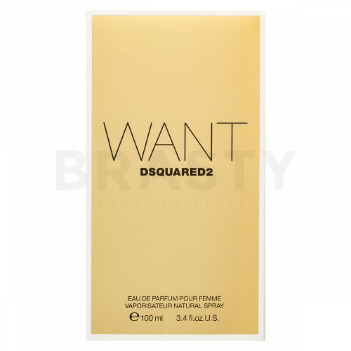 Dsquared2 Want Eau de Parfum for women 100 ml