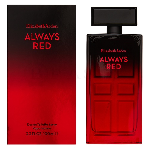 Elizabeth Arden Always Red Eau de Toilette für Damen 100 ml