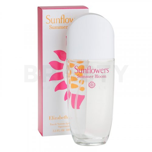 Elizabeth Arden Sunflowers Summer Bloom Eau de Toilette femei 100 ml