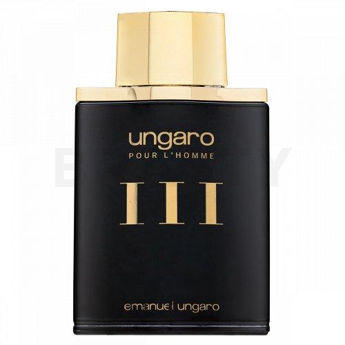 Emanuel Ungaro Homme III Gold & Bold Limited Edition Eau de