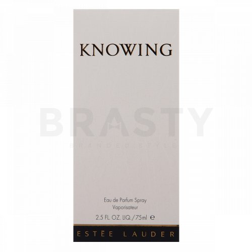 Estee Lauder Knowing Eau de Parfum for women 75 ml
