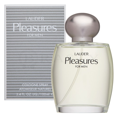 Estee Lauder Pleasures for Men Eau de Cologne für Herren 100 ml