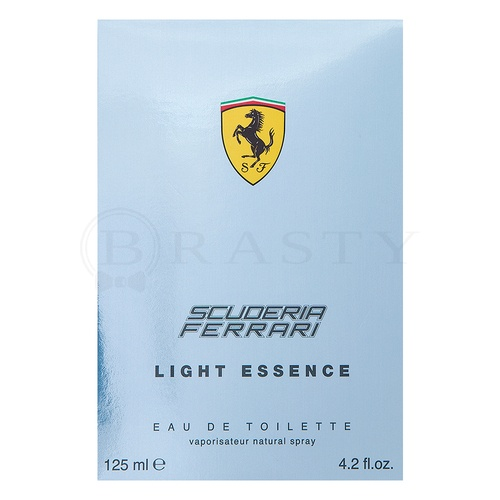 Ferrari Scuderia Light Essence Eau de Toilette für Herren 125 ml