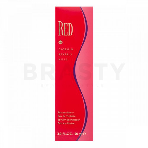 Giorgio Beverly Hills Red Eau de Toilette für Damen 90 ml