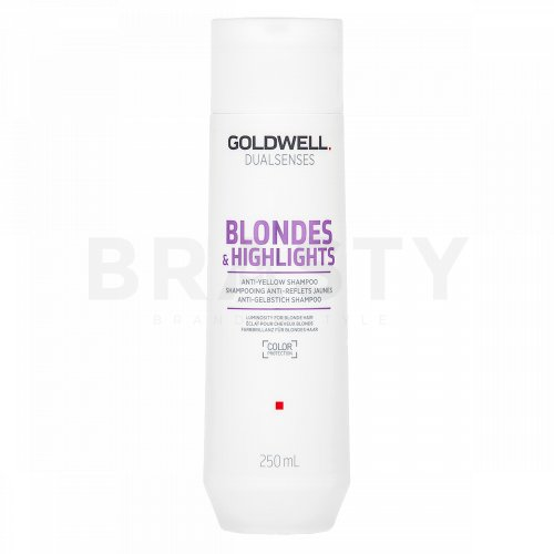 Goldwell Dualsenses Blondes & Highlights Anti-Yellow Shampoo șampon pentru păr blond 250 ml