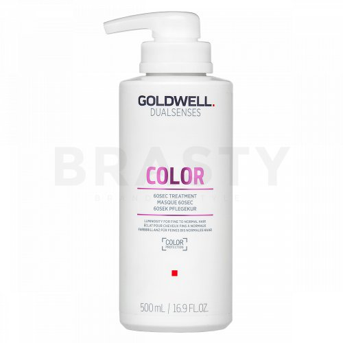 Goldwell Dualsenses Color 60sec Treatment maska pre farbené vlasy 500 ml