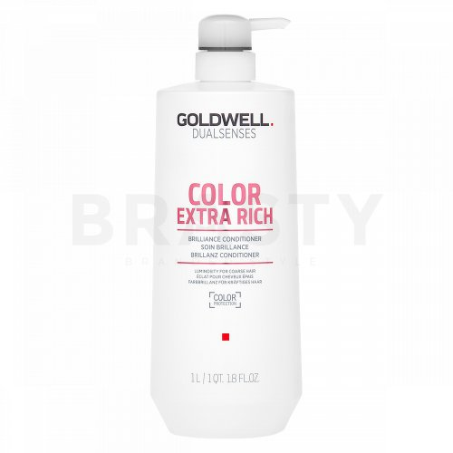 Goldwell Dualsenses Color Extra Rich Brilliance Conditioner odżywka do włosów farbowanych 1000 ml
