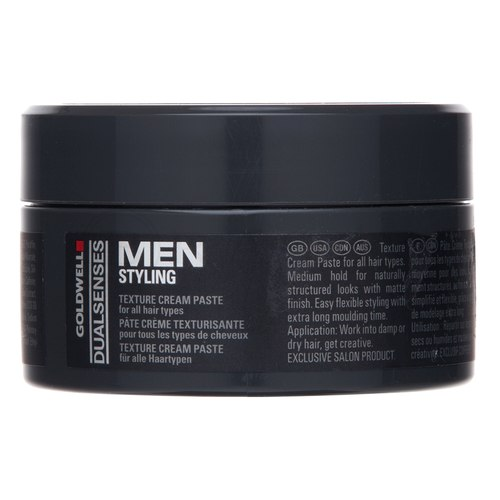 Goldwell Dualsenses For Men Texture Cream Paste Modellierpaste für alle Haartypen 100 ml