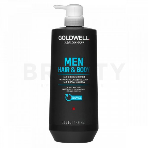 Goldwell Dualsenses Men Hair & Body Shampoo Shampoo und Duschgel 2 in 1 1000 ml