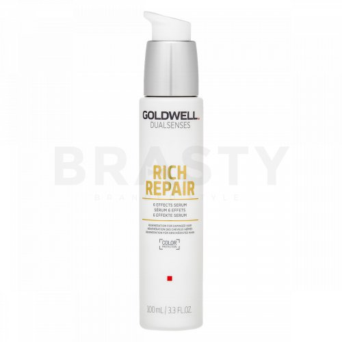 Goldwell Dualsenses Rich Repair 6 Effects Serum ser pentru păr uscat si deteriorat 100 ml