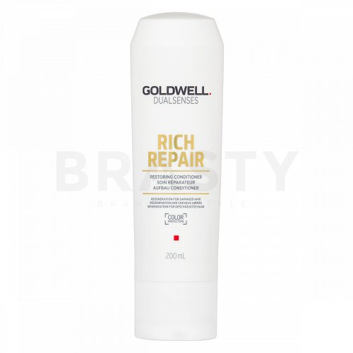 Goldwell Dualsenses Rich Repair Restoring Conditioner conditioner for dry and damaged hair 200 ml
