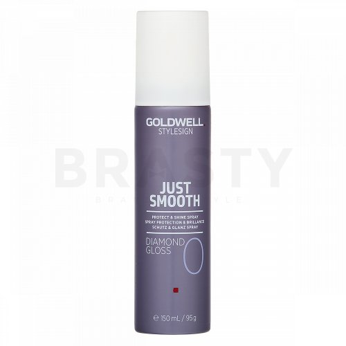 Goldwell StyleSign Just Smooth Diamond Gloss spray dla ochrony i blasku włosów 150 ml