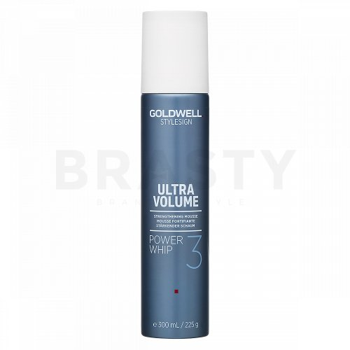 Goldwell StyleSign Ultra Volume Power Whip stärkender Schaumfestiger 300 ml