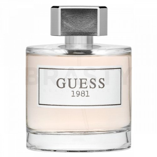 Guess 1981 Eau de Toilette für Damen 100 ml