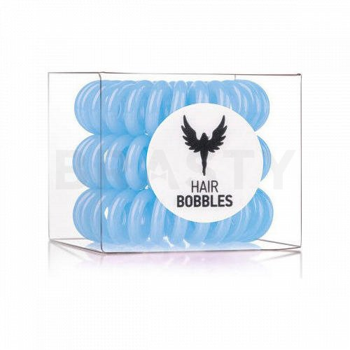 HH Simonsen Hair Cuddles 3 pcs Haargummi Light Blue