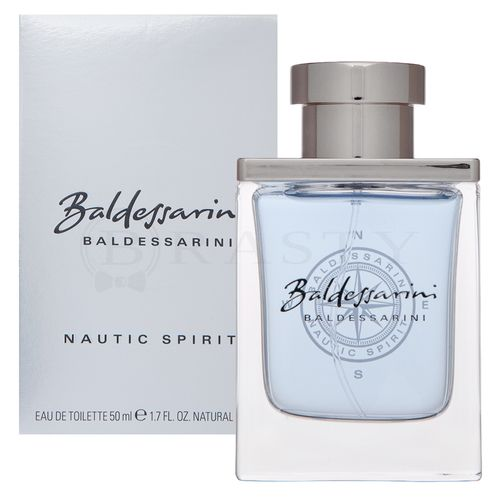 Hugo Boss Baldessarini Nautic Spirit Eau de Toilette für Herren 50 ml
