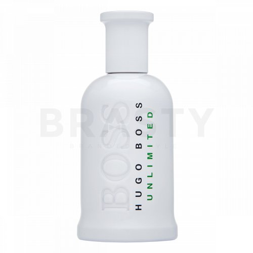 Hugo Boss Boss No.6 Bottled Unlimited Eau de Toilette bărbați 100 ml