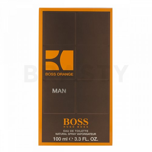 Hugo Boss Boss Orange Man Eau de Toilette bărbați 100 ml