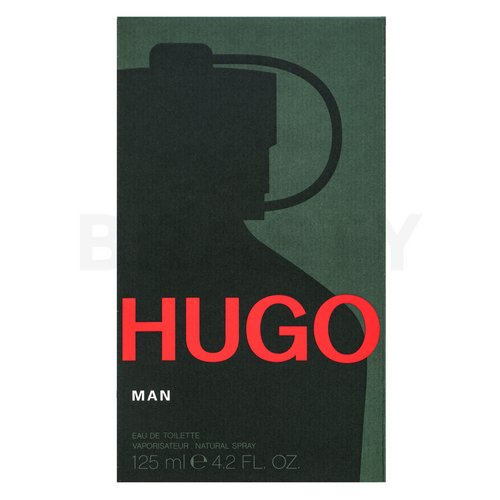Hugo Boss Hugo Eau de Toilette bărbați 125 ml