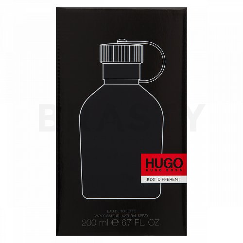 Hugo Boss Hugo Just Different Eau de Toilette bărbați 200 ml