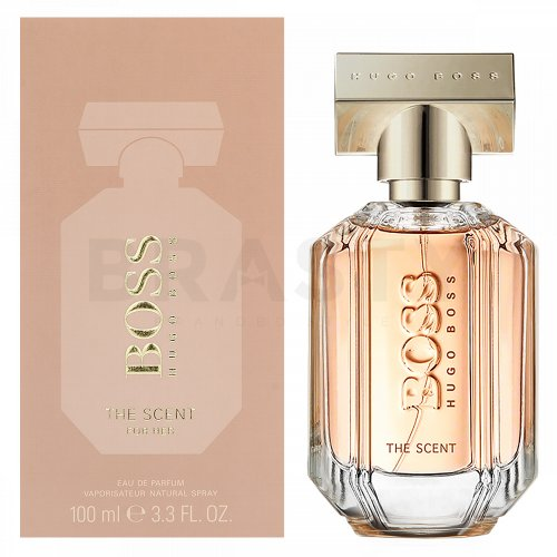 Hugo Boss The Scent Eau de Parfum femei 100 ml