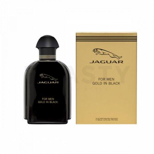 jaguar jaguar for men gold in black