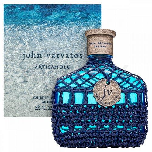 John Varvatos Artisan Blu Eau de Toilette para hombre 75 ml