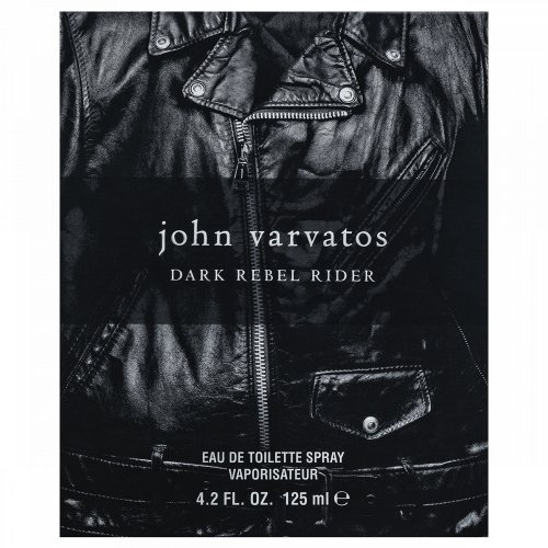 John Varvatos Dark Rebel Rider Eau de Toilette bărbați 125 ml