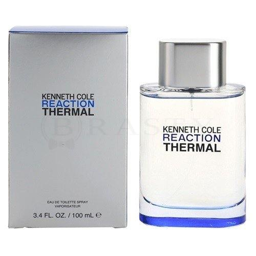 Kenneth Cole Reaction Thermal Eau de Toilette für Herren 100 ml