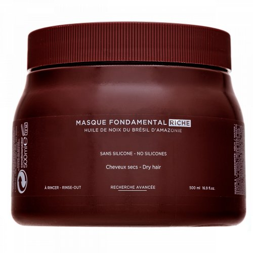 Kérastase Aura Botanica Masque Fondamental Riche pflegende Haarmaske 500 ml