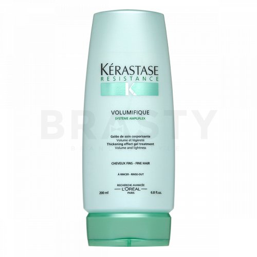 Kérastase Resistance Volumifique Thickening Effect Gel Treatment kondicionér pro jemné vlasy 200 ml