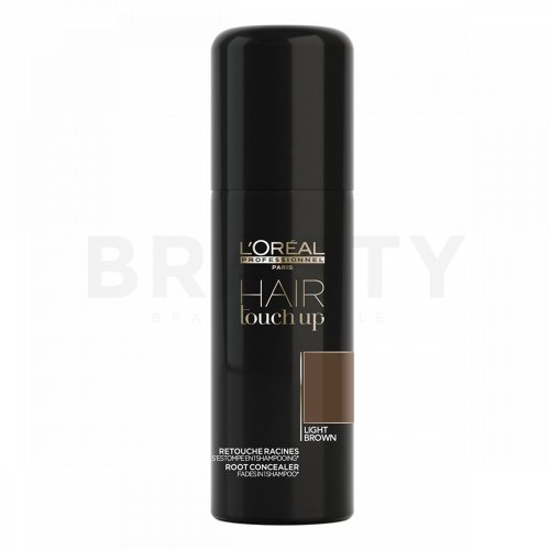 L´Oréal Professionnel Hair Touch Up korektor na odrosty barvených vlasů Light Brown 75 ml