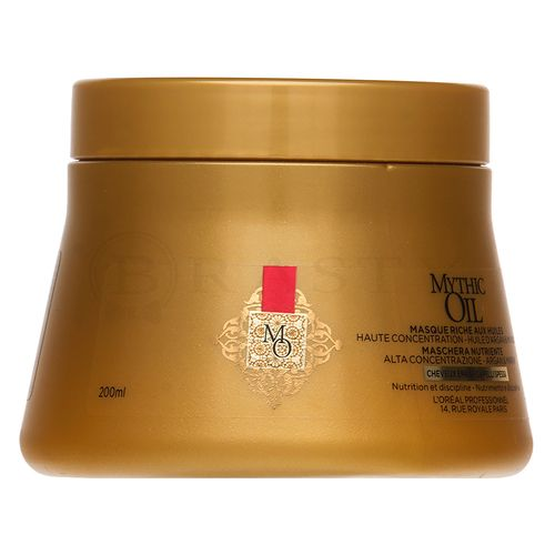 L´Oréal Professionnel Mythic Oil Oil Rich Mask maska do włosów grubych 200 ml