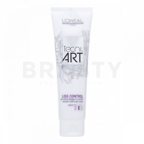 L´Oréal Professionnel Tecni.Art Liss Smooth Control Gel-Cream smoothing cream for light fixation 150 ml