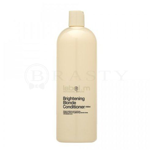 Label.M Brightening Blonde Conditioner kondicionér pro blond vlasy 1000 ml