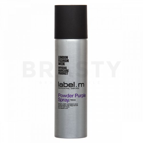 Label.M Complete Powder Spray Koloryzujący puder do włosów w sprayu Purple 150 ml