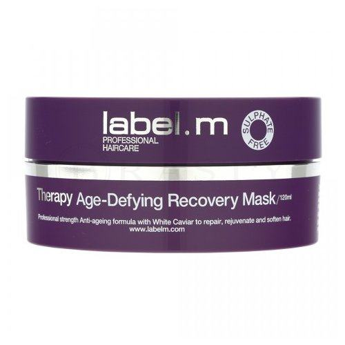 Label.M Therapy Rejuvenating Mask maska do włosów dojrzałych 120 ml