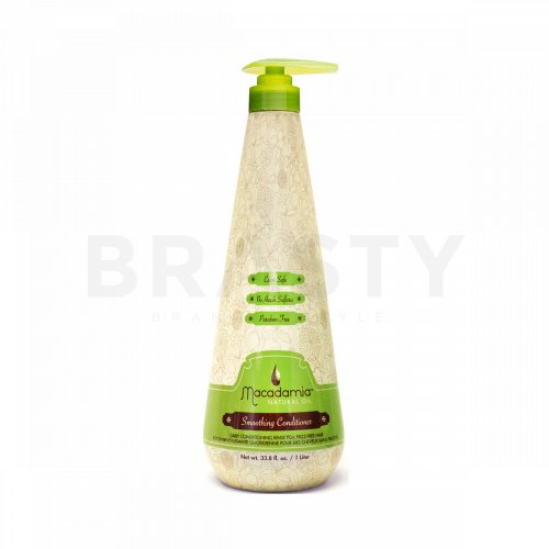 Macadamia Natural Oil Smoothing Conditioner Bändigender Conditioner für widerspenstiges Haar 1000 ml