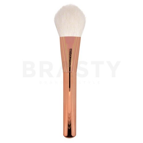 Makeup Revolution Ultra Metals Flawless Powder Brush F301 štětec na tvářenku