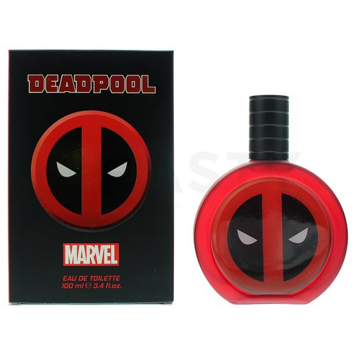 Marvel Deadpool Eau de Toilette bărbați 100 ml